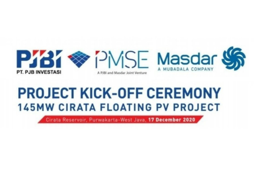 PROJECT KICK-OFF CEREMONY 145MW CIRATA FLOATING PV PROJECT