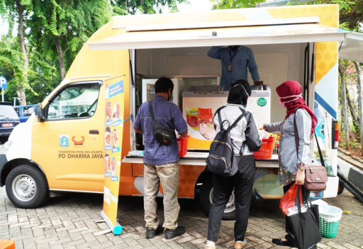 Food Truck PD Dharma Jaya